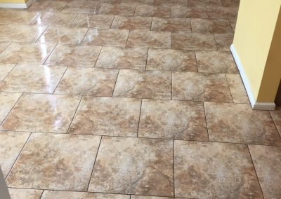 basement tiles