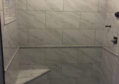 tiles shower