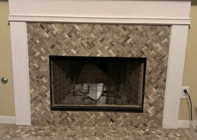 fireplace tile installation near me